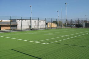 dlr Meadowbrook | Astroturf Tennis Court