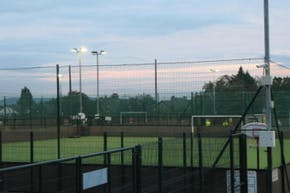 dlr Monkstown | Astroturf Football Pitch