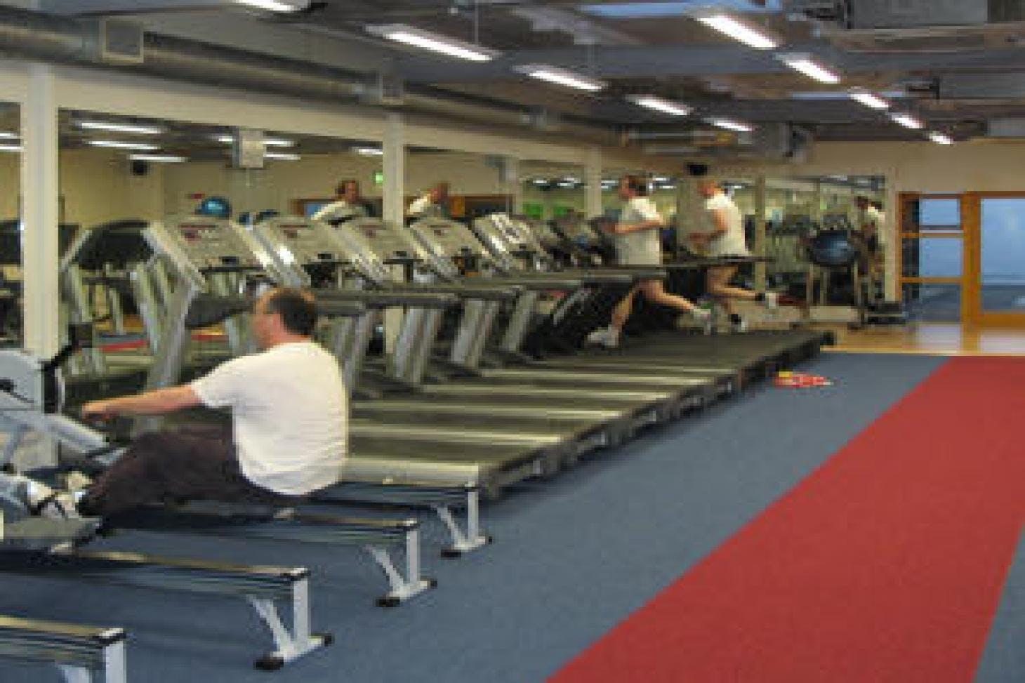 dlr Monkstown Indoor gym