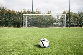 dlr Stepaside   Astroturf Football Pitch