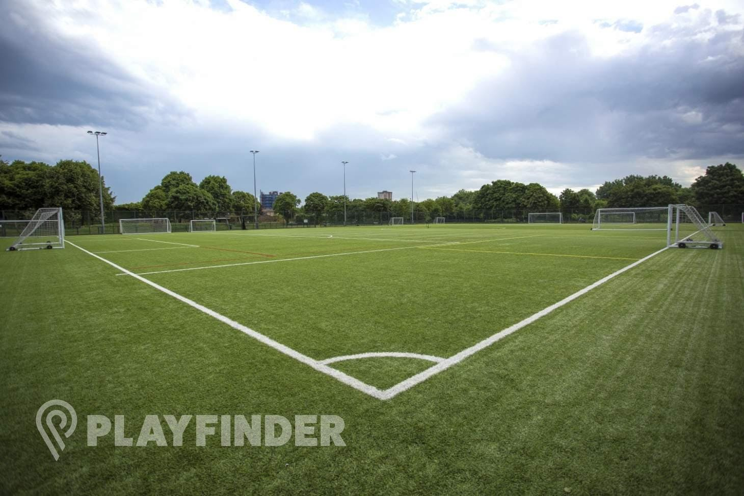 Haggerston Park 11 a side | 3G Astroturf football pitch