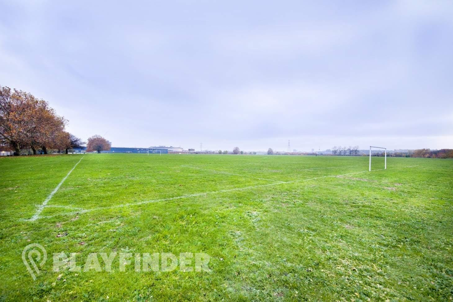 Low Hall Sports Ground 11 a side | Grass football pitch