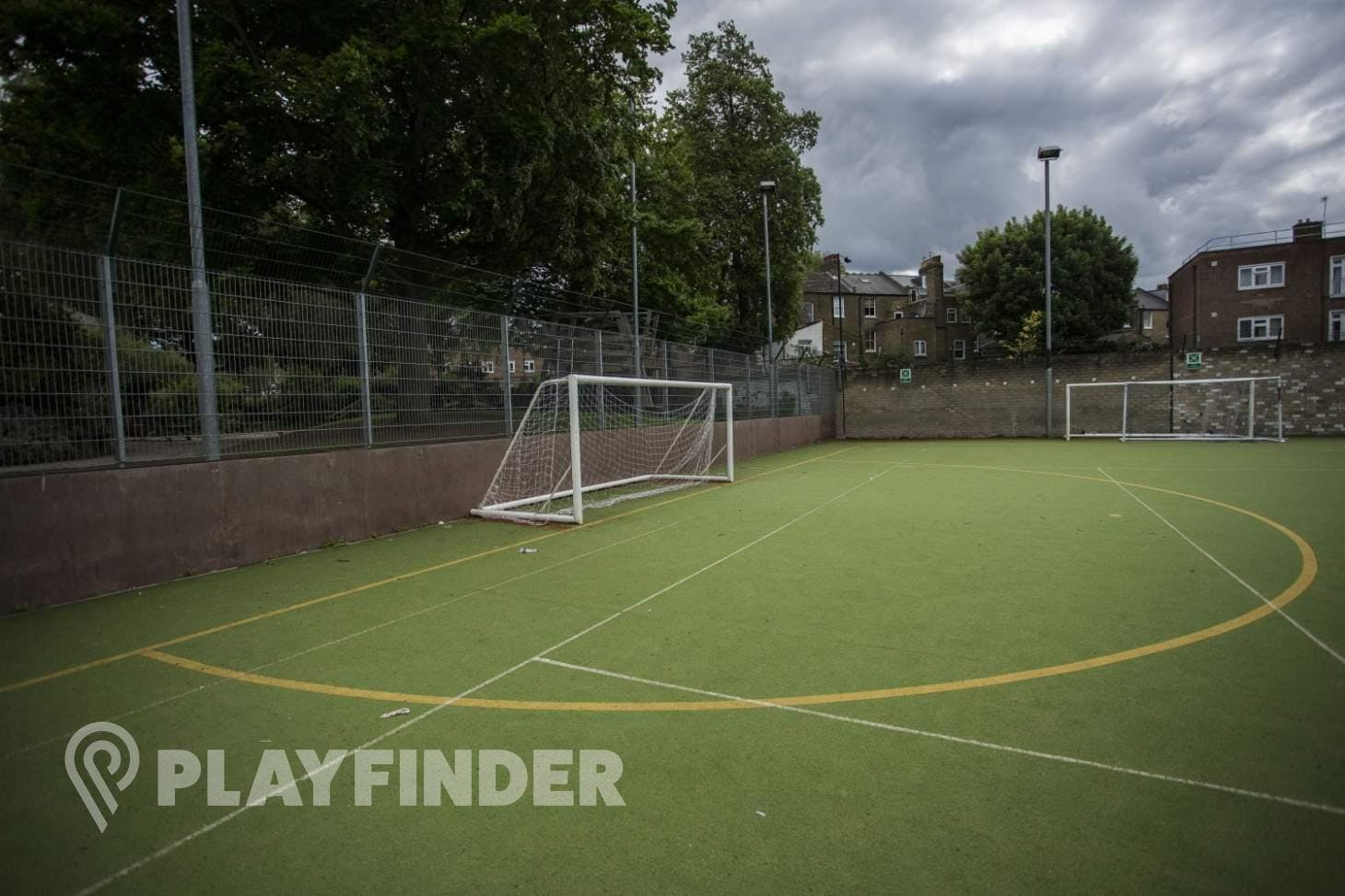Acland Burghley School 5 a side | Astroturf football pitch