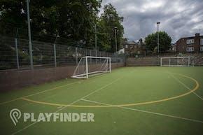 Acland Burghley School | Astroturf Football Pitch