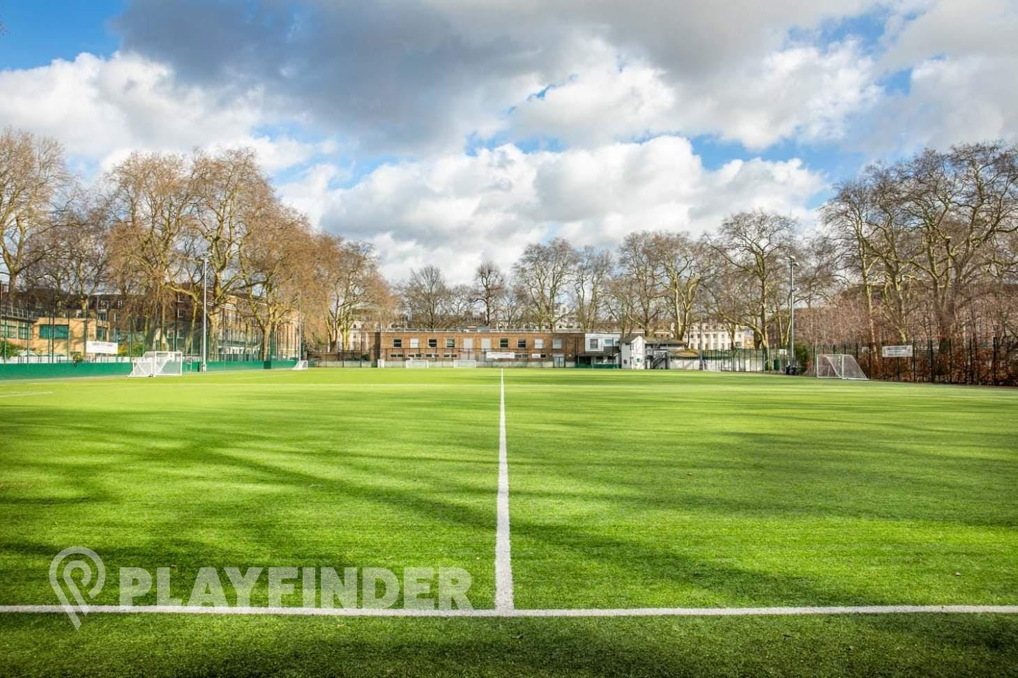 Coram's Fields 8 a side | 3G Astroturf football pitch