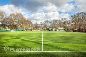 Coram's Fields | 3G astroturf Football Pitch