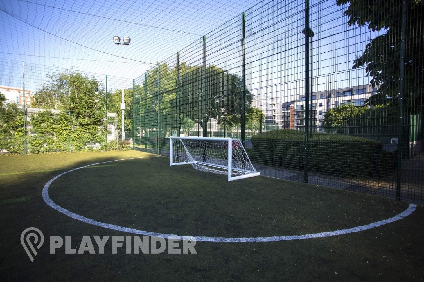 Finsbury Leisure Centre 5 a side | 3G Astroturf football pitch