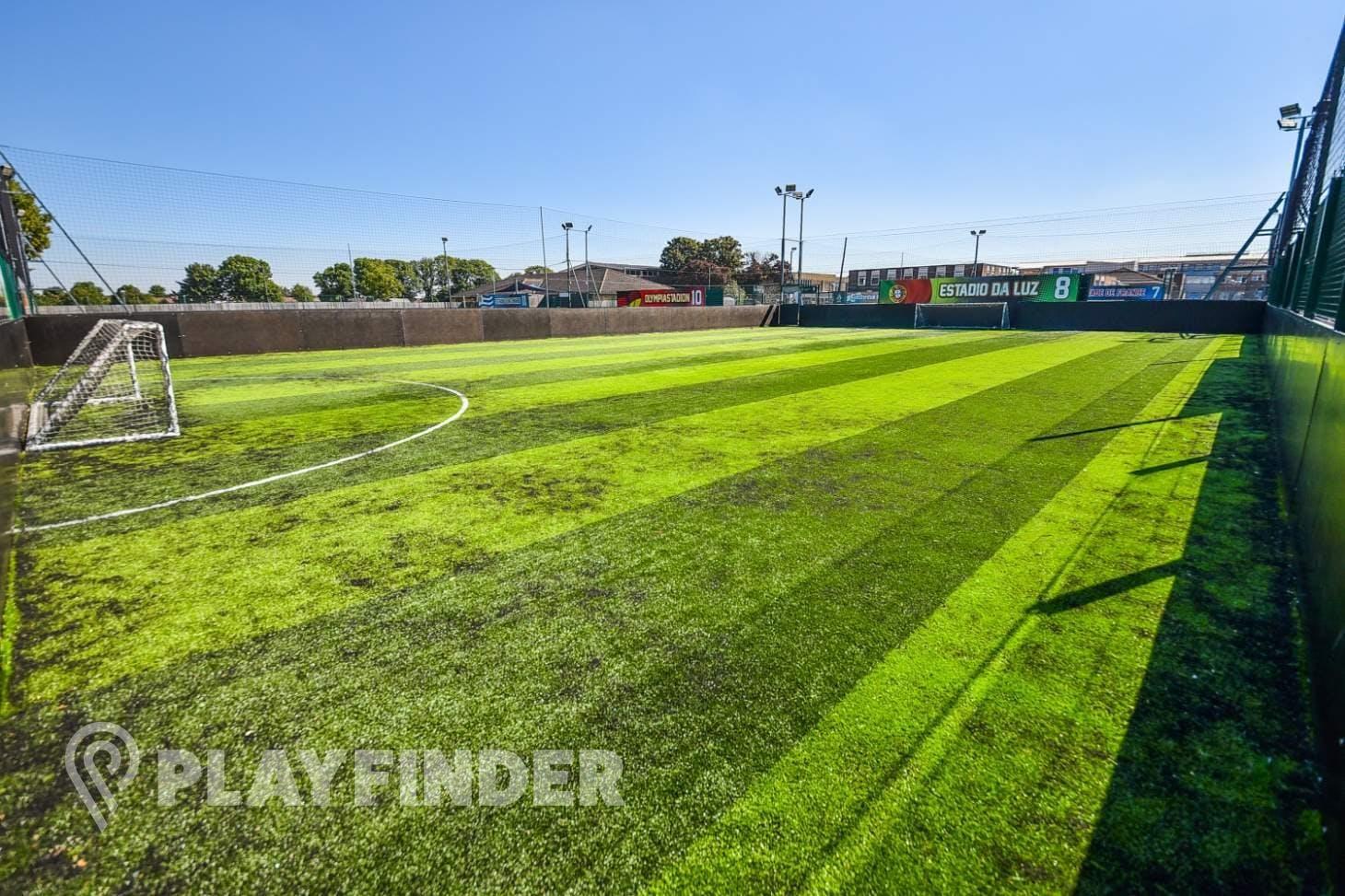 Goals Bexleyheath 5 a side | 3G Astroturf football pitch