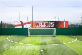 Goals Eltham | 3G astroturf Football Pitch
