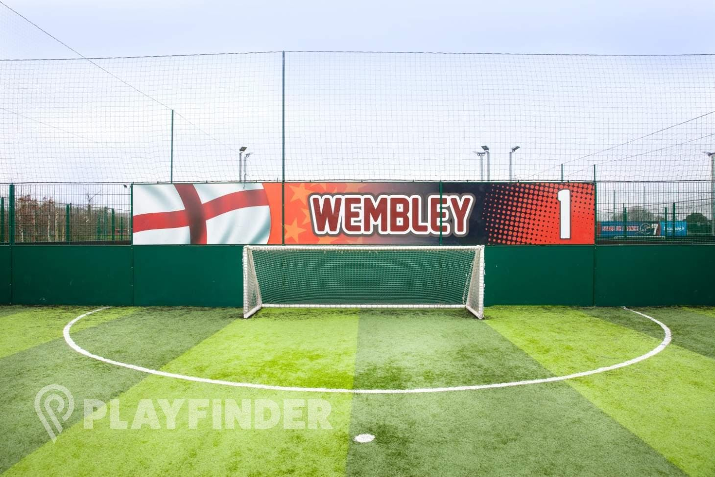 Goals Gillette Corner 5 a side | 3G Astroturf football pitch