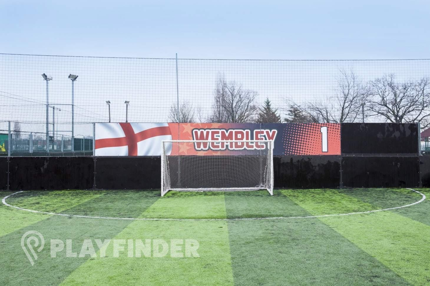 Goals Wembley 5 a side | 3G Astroturf football pitch