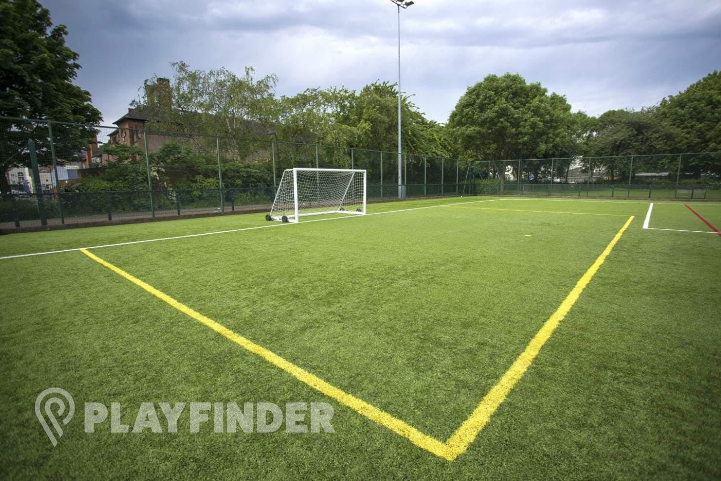 Haggerston Park 5 a side | 3G Astroturf football pitch
