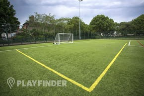 Haggerston Park | 3G astroturf Football Pitch