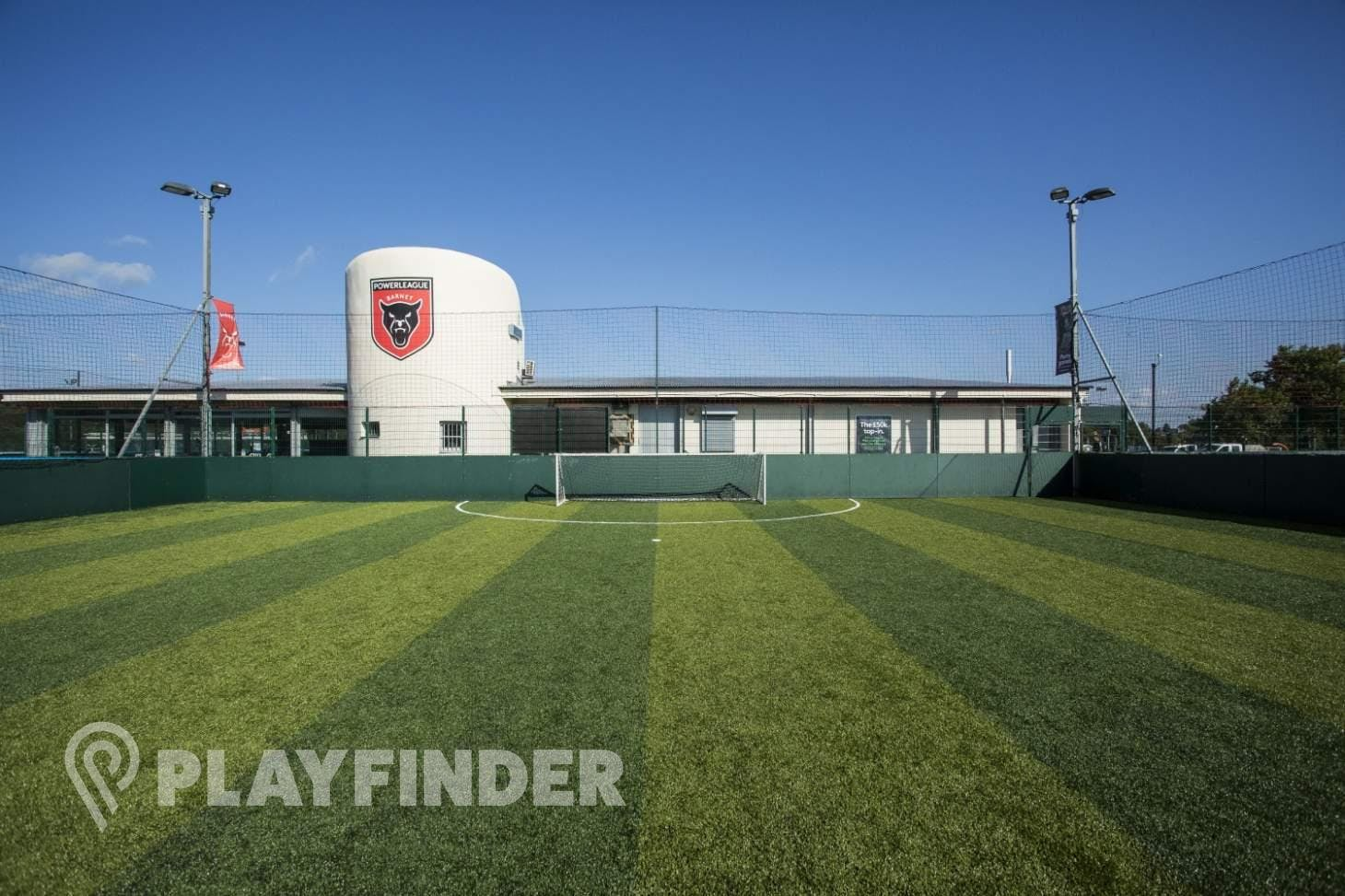 Powerleague Barnet 5 a side | 3G Astroturf football pitch