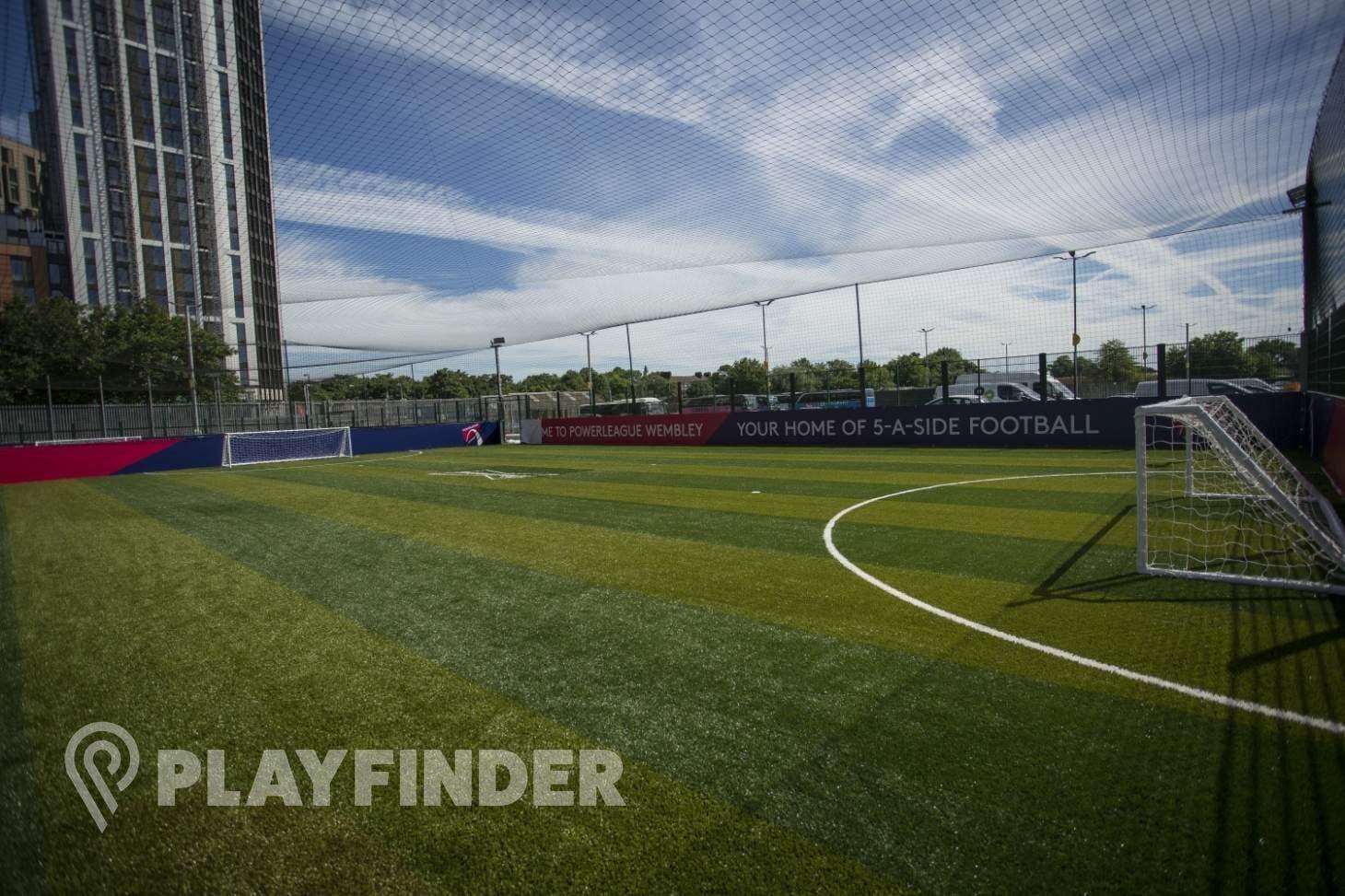 Powerleague Wembley 5 a side | 3G Astroturf football pitch