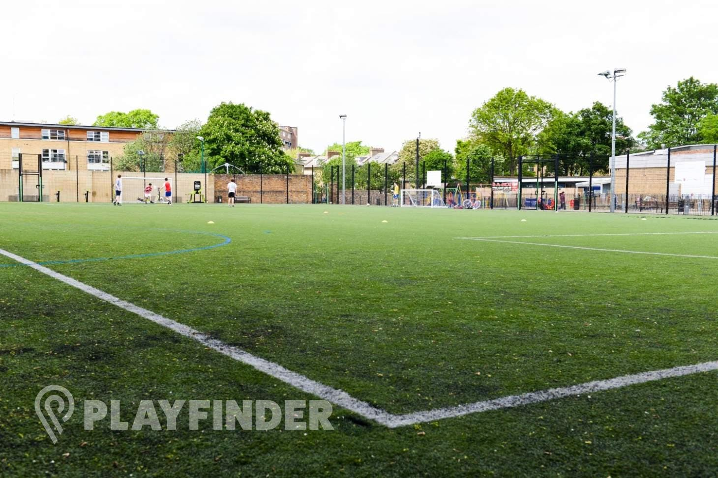 Rosemary Gardens 5 a side | 3G Astroturf football pitch