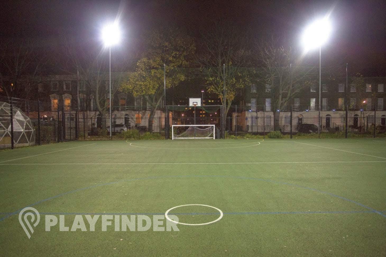 Euston New MUGA (Somers Town) 5 a side | Hard (macadam) football pitch