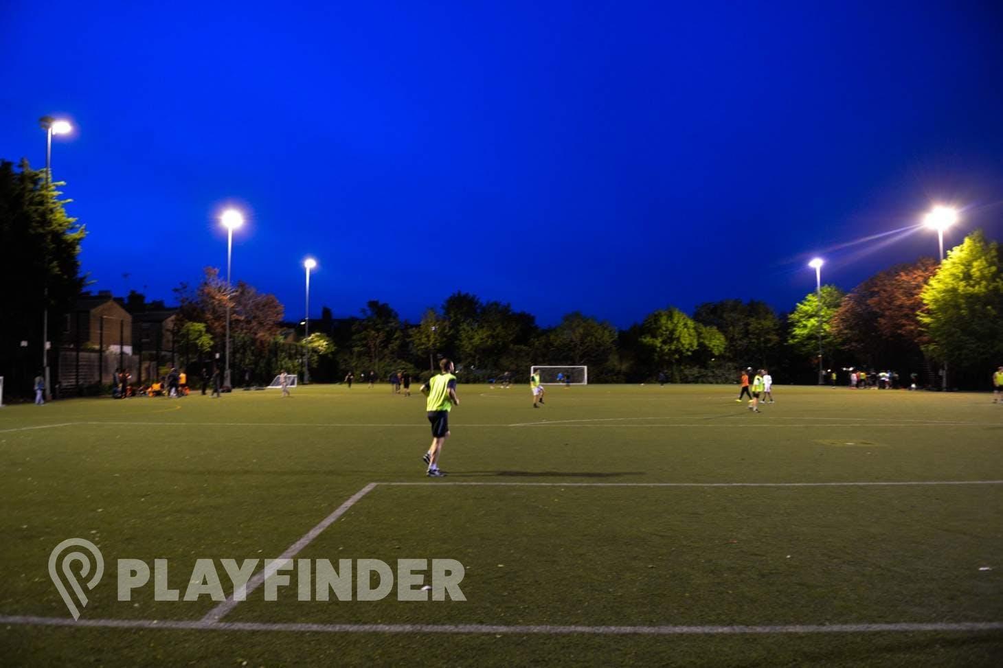 Whittington Park 7 a side | 3G Astroturf football pitch