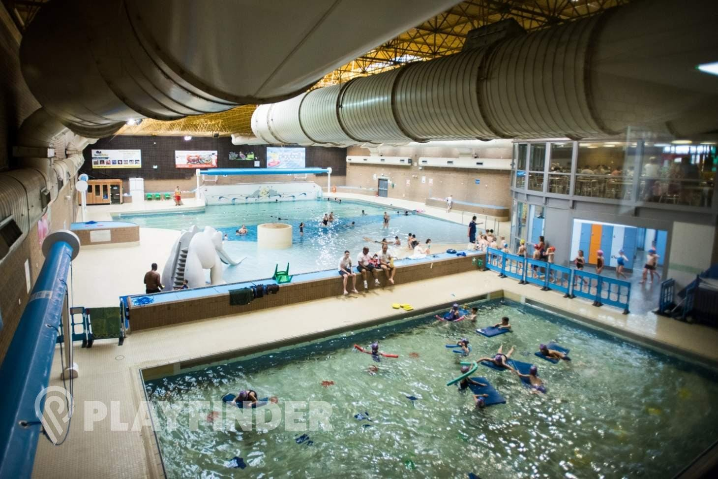 Latchmere Leisure Centre Indoor swimming pool
