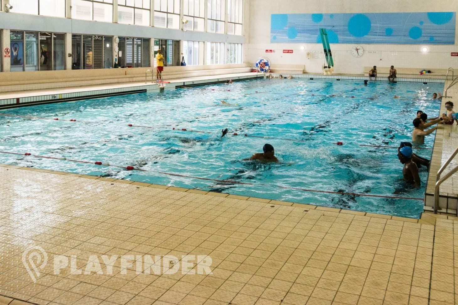 Tooting Leisure Centre Indoor swimming pool