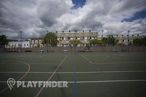 Acland Burghley School | Hard (macadam) Tennis Court