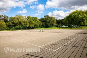 Berkeley Fields | Hard (macadam) Tennis Court