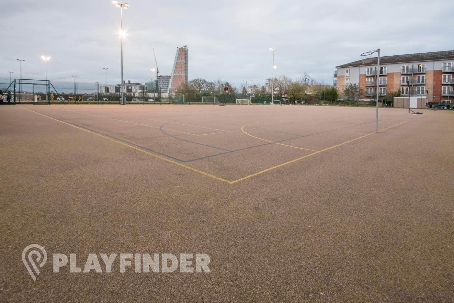 Ark Burlington Danes Academy Outdoor | Hard (macadam) tennis court