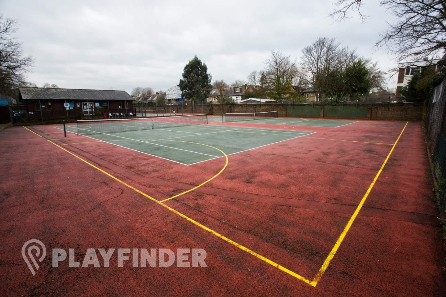 Will to Win Chiswick House Gardens Outdoor | Hard (macadam) tennis court