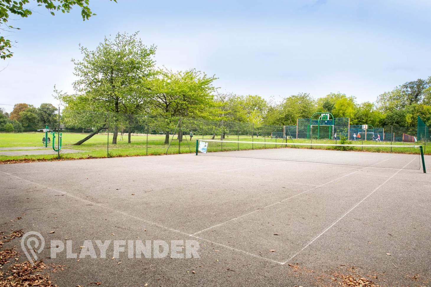 Churchfield Recreation Ground Outdoor | Hard (macadam) tennis court