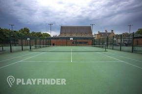 Haggerston Park | Hard (macadam) Tennis Court