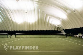 Hazelwood Sports Club | Indoor Tennis Court