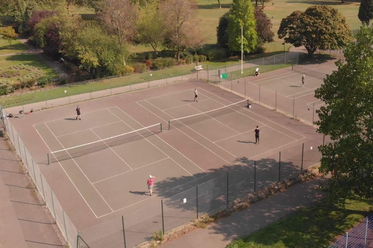 Hendon Park Outdoor   Hard (macadam) tennis court