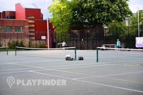 Highbury Fields | Hard (macadam) Tennis Court