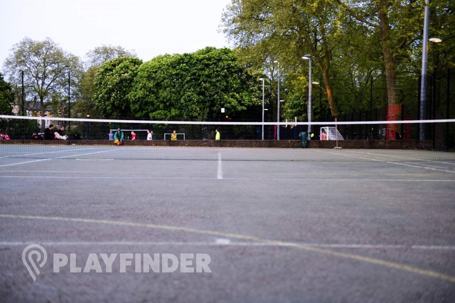 Highbury Fields Outdoor   Hard (macadam) tennis court