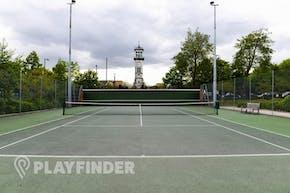 Islington Tennis Centre | Hard (macadam) Tennis Court