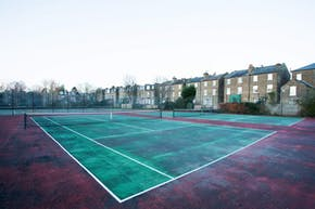 Will to Win Lammas Park | Hard (macadam) Tennis Court