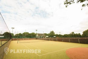 Rocks Lane Chiswick | Astroturf Tennis Court