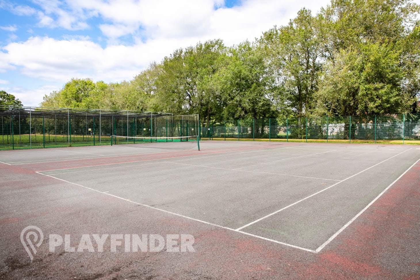 Spikes Bridge Park Outdoor | Hard (macadam) tennis court