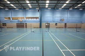 Sylvestrian Leisure Centre | Indoor Netball Court