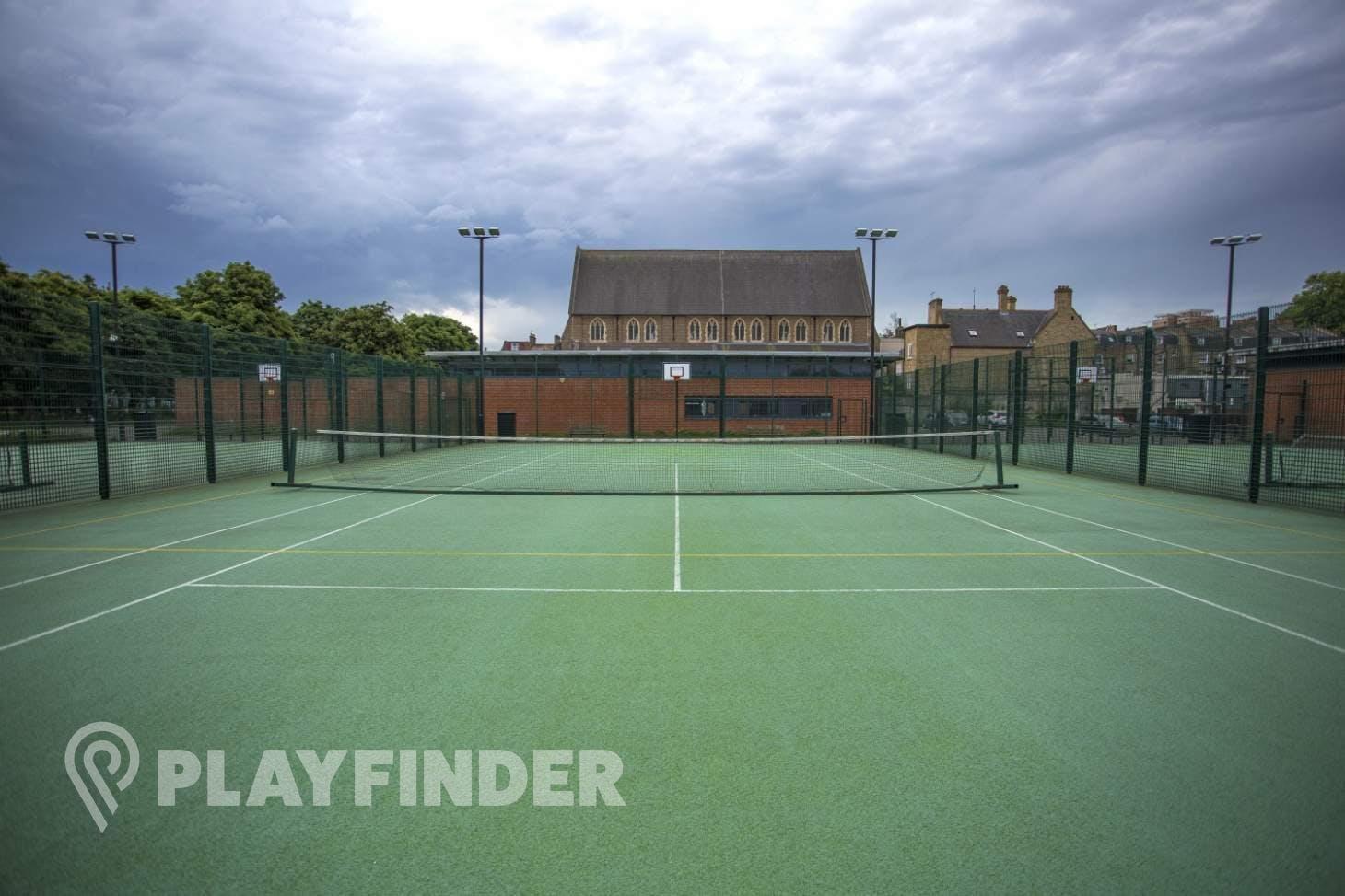 Haggerston Park Outdoor | Hard (macadam) netball court