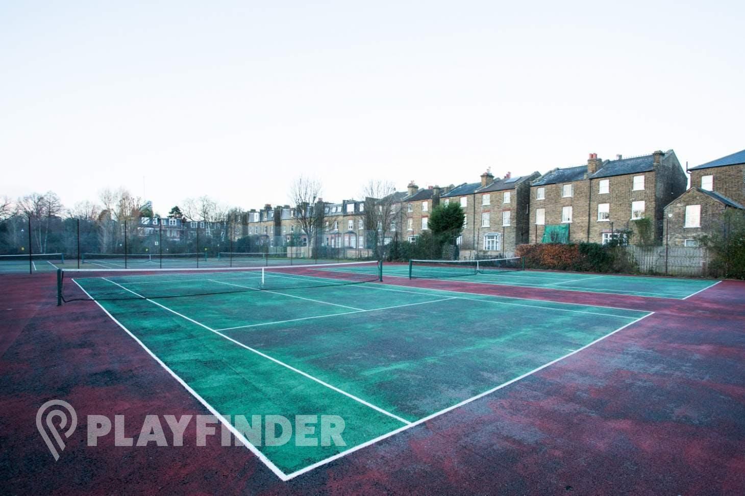 Will to Win Lammas Park Outdoor | Hard (macadam) netball court