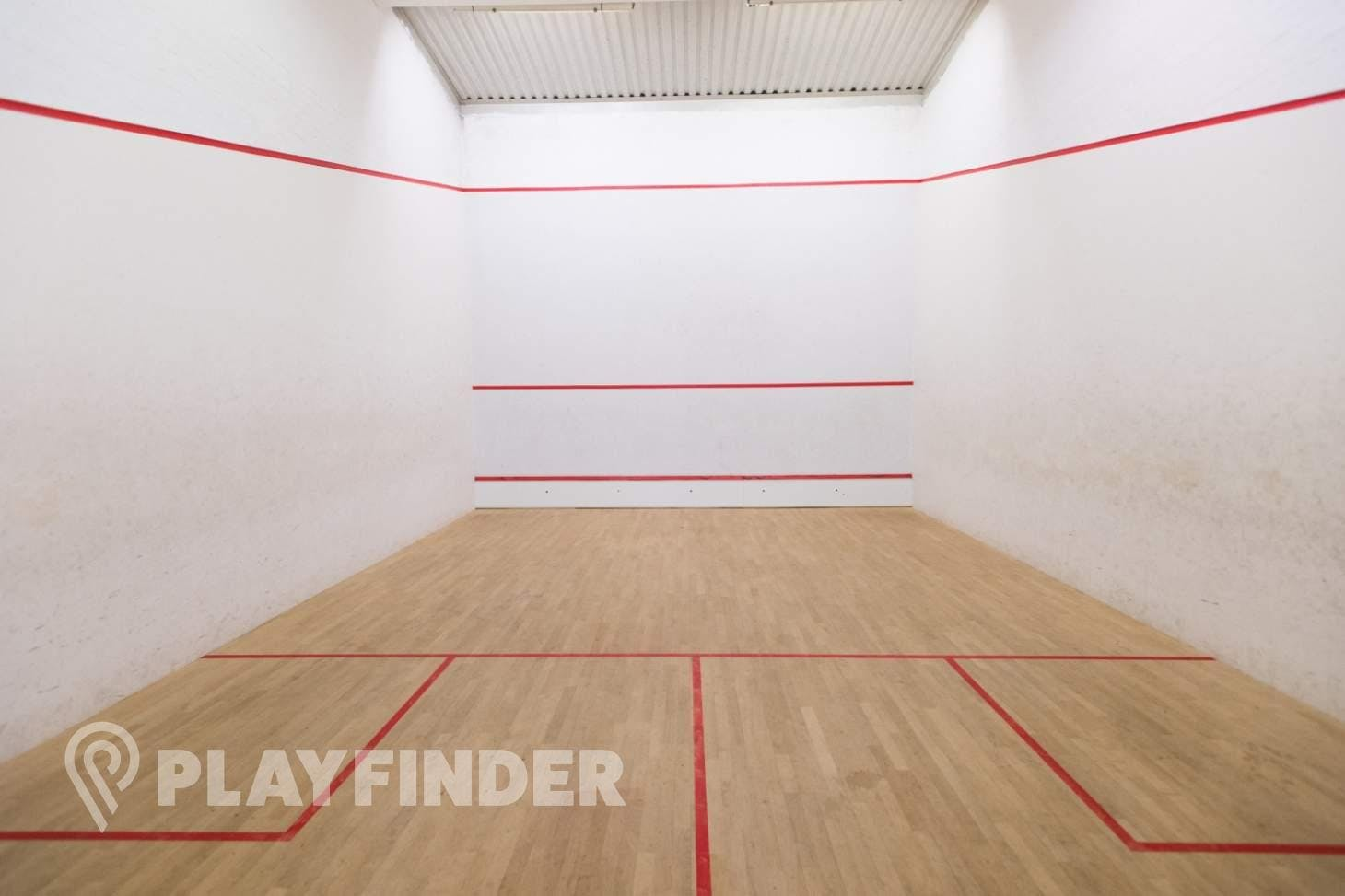 Balham Leisure Centre Indoor | Hard squash court