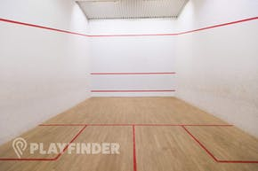 Balham Leisure Centre | Hard Squash Court