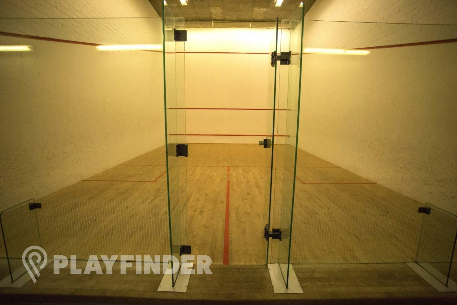 Finsbury Leisure Centre Indoor | Hard squash court