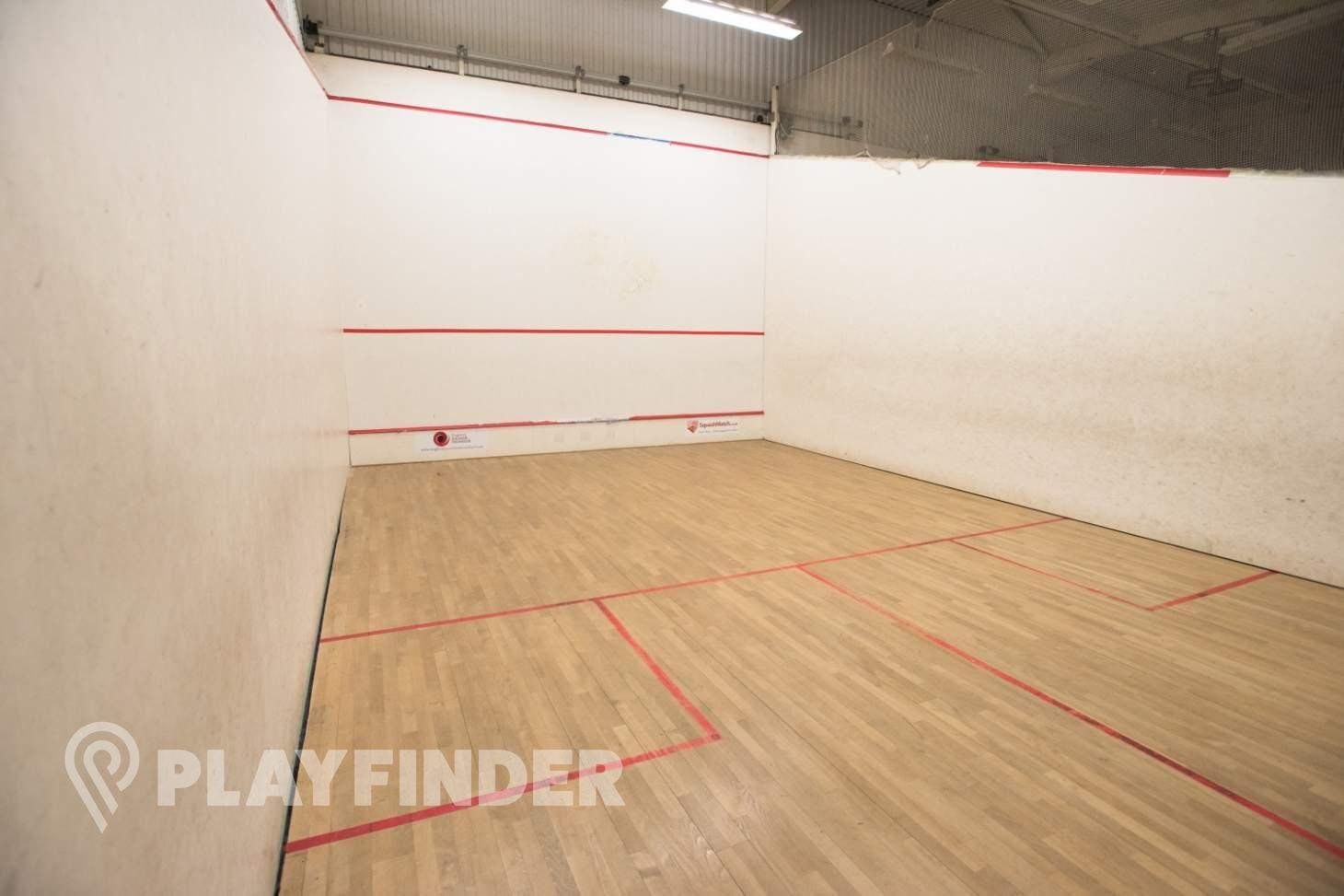 Tooting Leisure Centre Indoor | Hard squash court