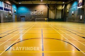 Harris City Academy Crystal Palace | Hard Badminton Court
