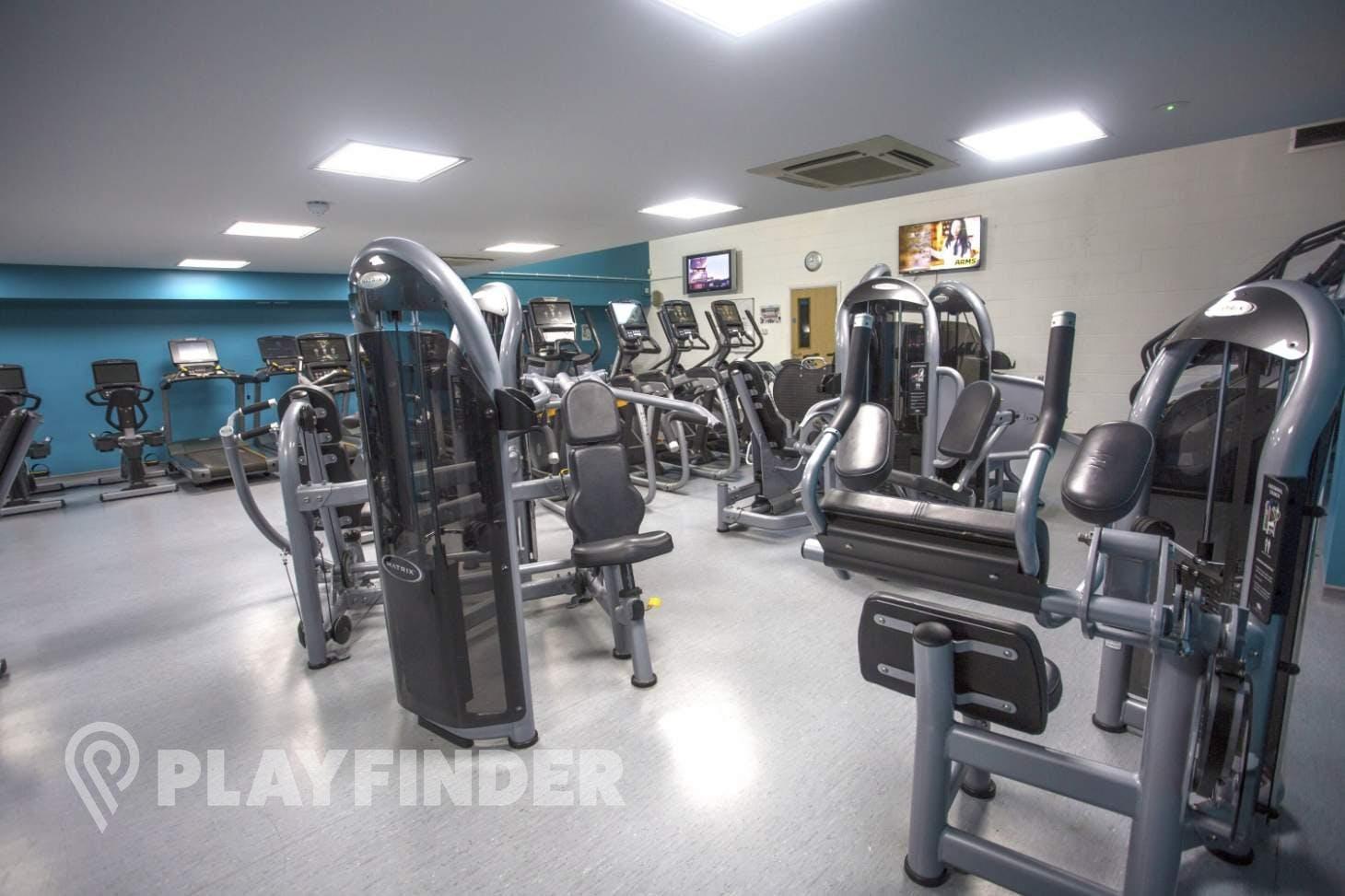 Sylvestrian Leisure Centre Gym gym