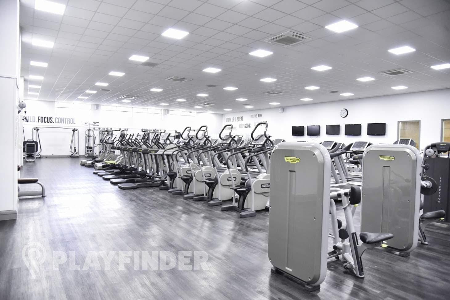Waterfront Leisure Centre Gym gym