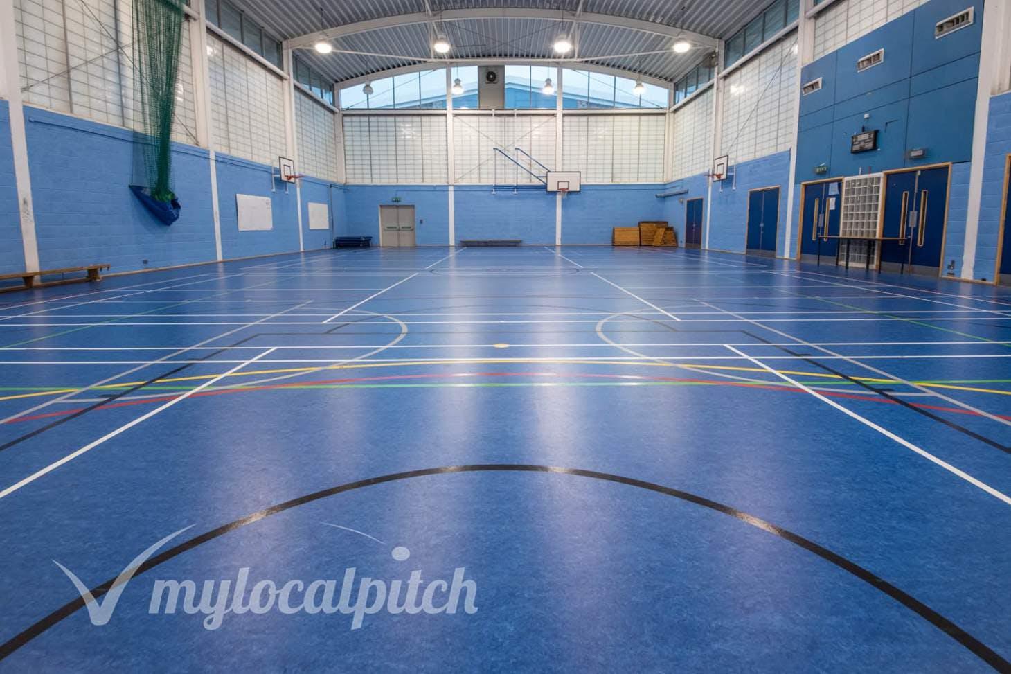 Ark Burlington Danes Academy Nets | Indoor cricket facilities