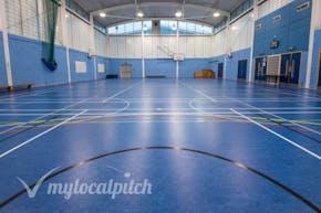 Ark Burlington Danes Academy | Indoor Cricket Facilities
